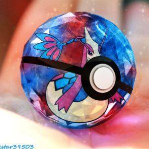 download Milotic pokeball by Blazestar39503 on DeviantArt
