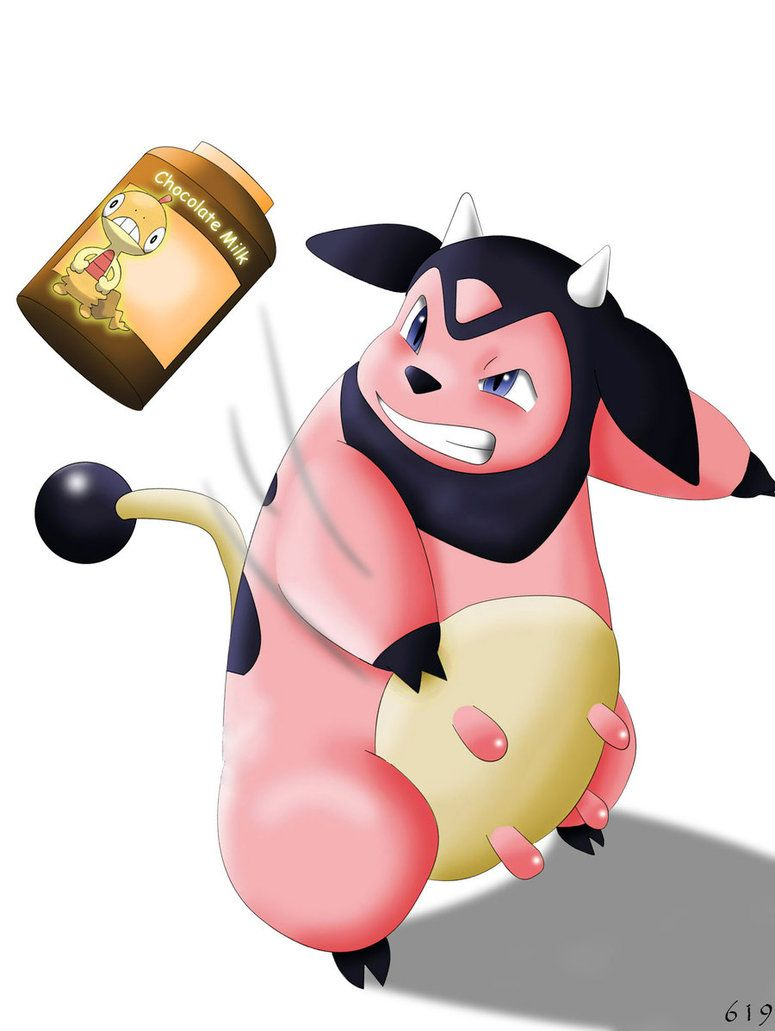 Miltank by ShenWooo on DeviantArt