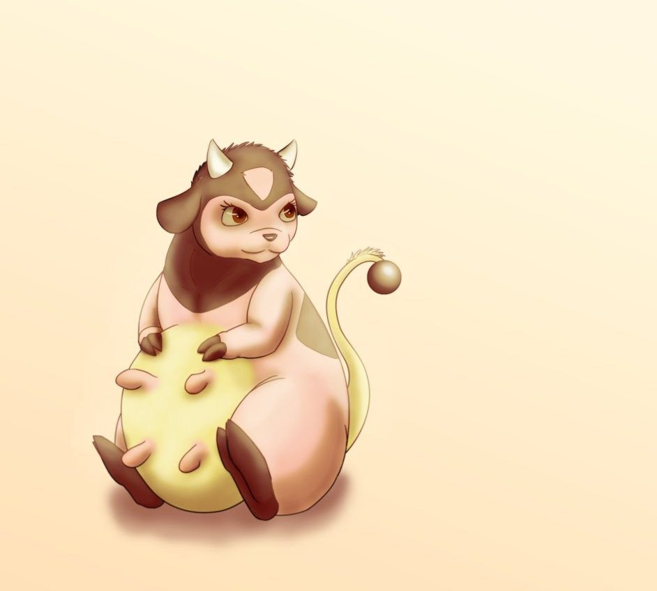 mobile miltank wallpaper | ololoshenka | Pinterest