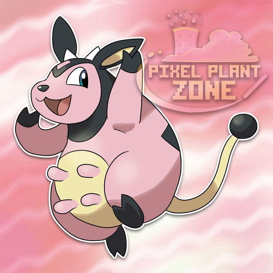Miltank by PixelPlantZone on DeviantArt