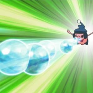 download Image – James Mime Jr Mimic Bubble Beam.png   Pokémon Wiki   FANDOM …