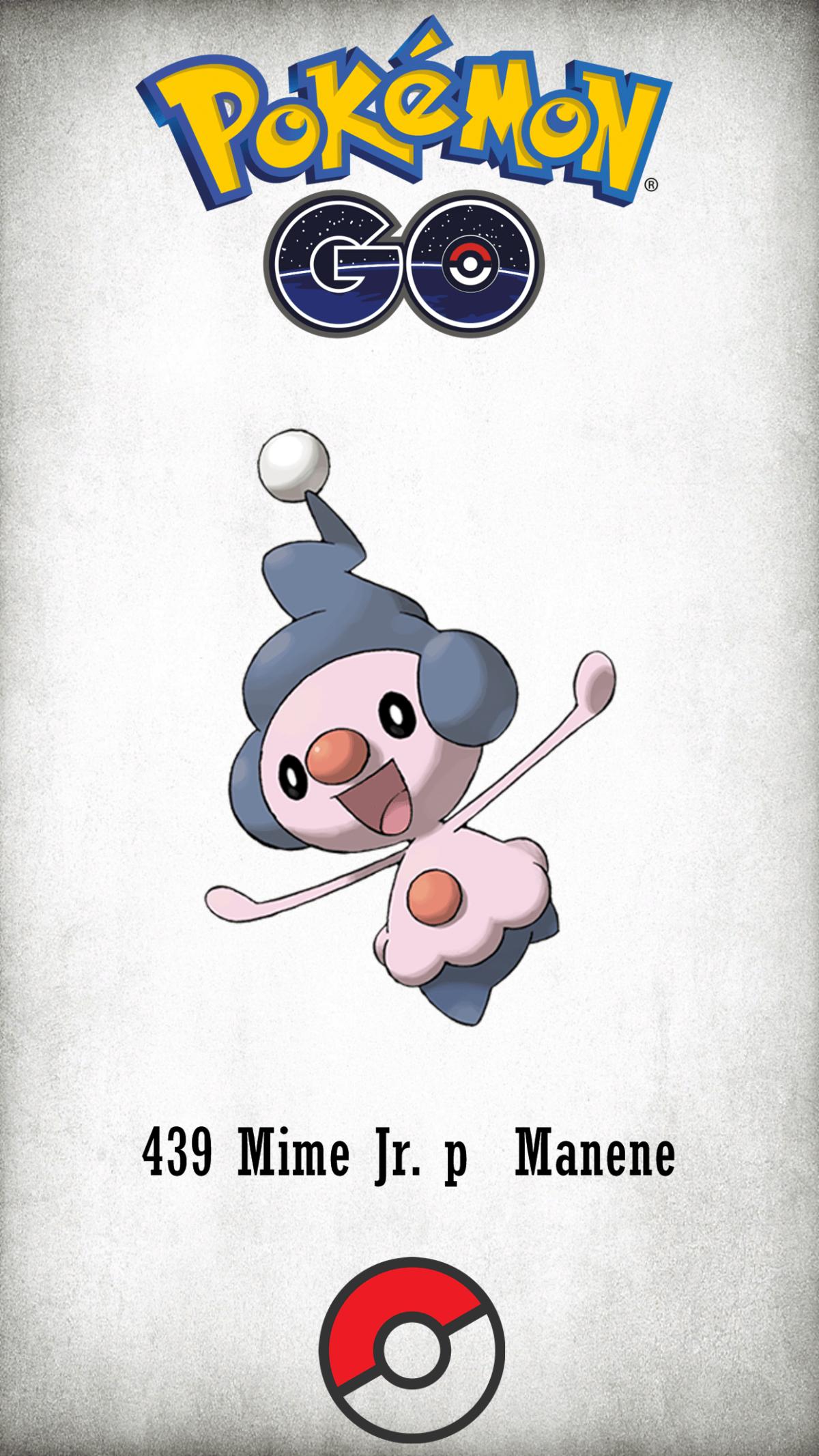 439 Character Mime Jr. p Manene | Wallpaper