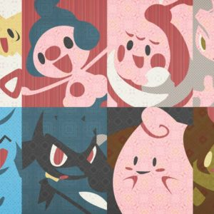 download Baby Pokemon Grid – Quilt by EYEofXANA on DeviantArt