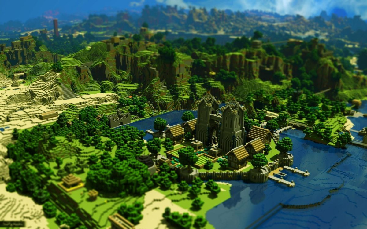 Wallpapers Minecraft HD – Taringa!