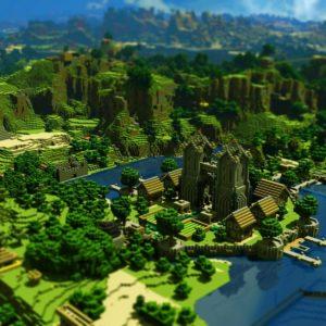 download Wallpapers Minecraft HD – Taringa!