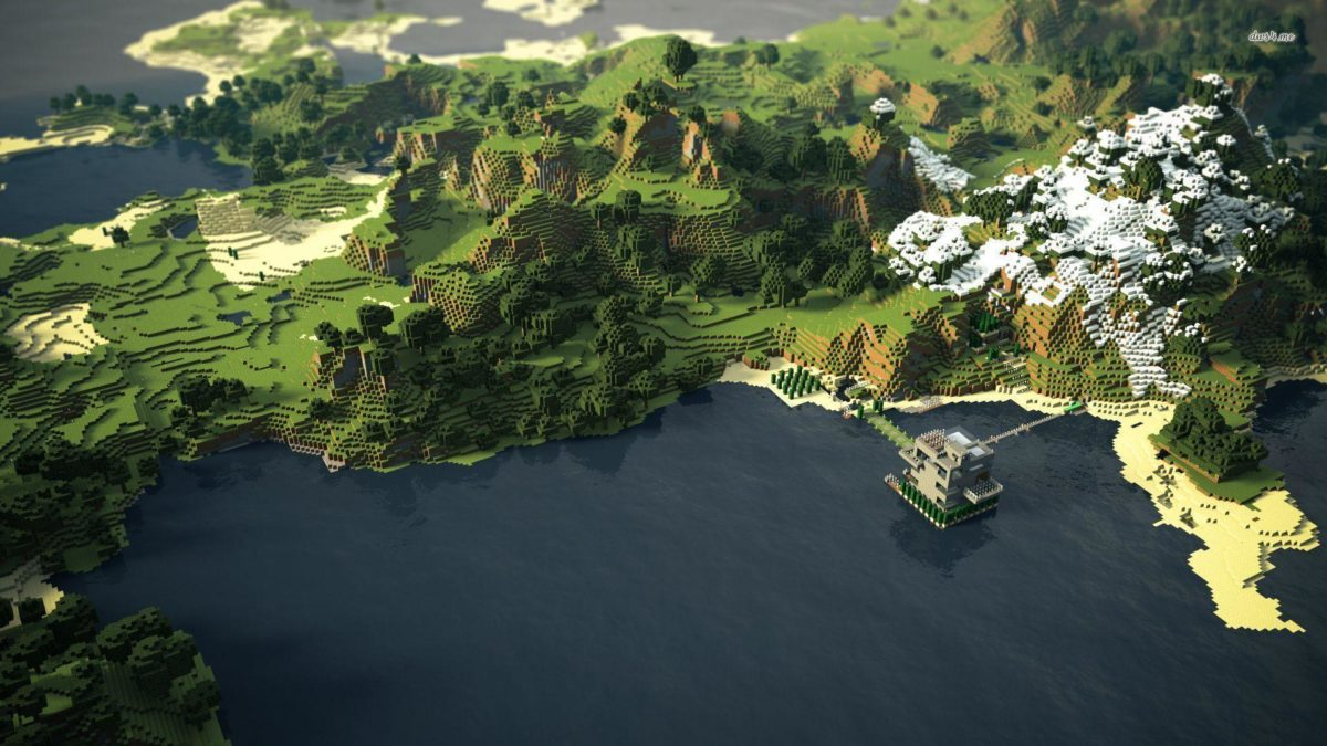 Minecraft Houses Gallery HD Wallpaper #47 Games Wallpaper xerobid.com