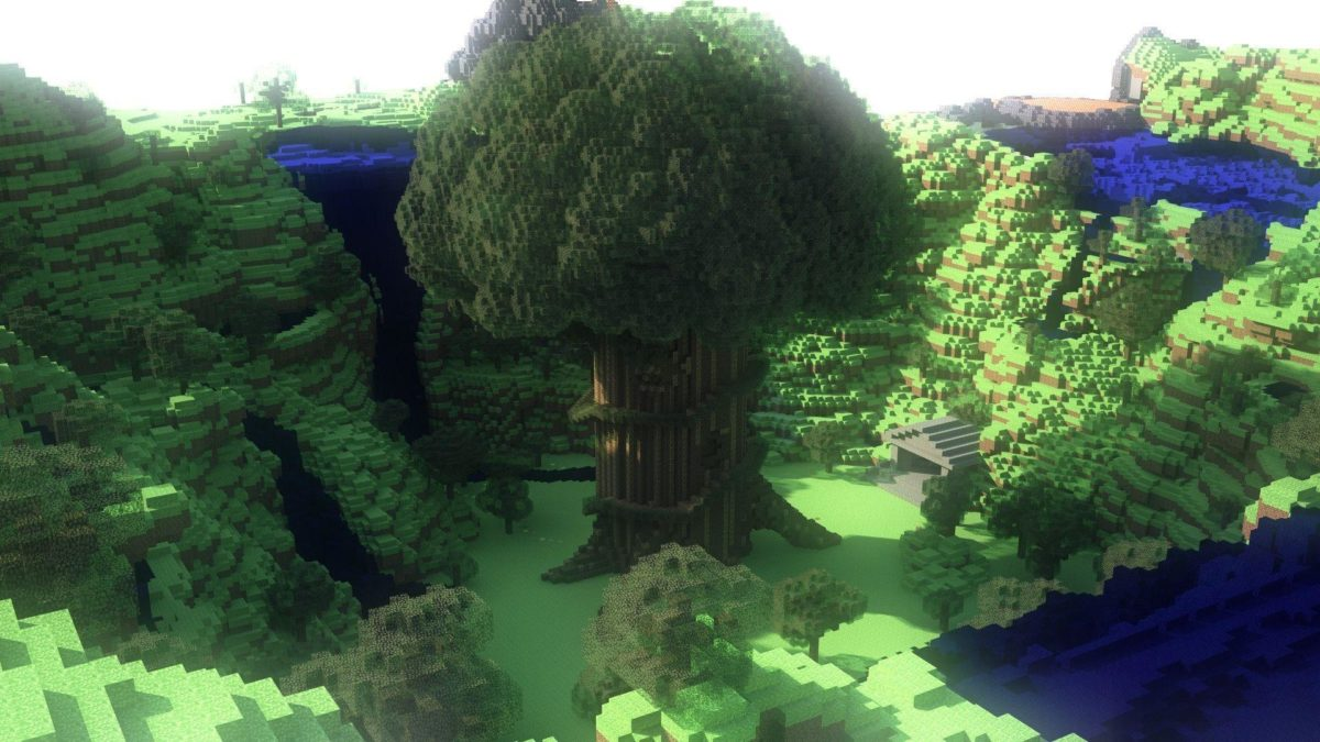 Games Minecraft Wallpaper Hd Wallpapers 1920x1080PX ~ Wallpaper …