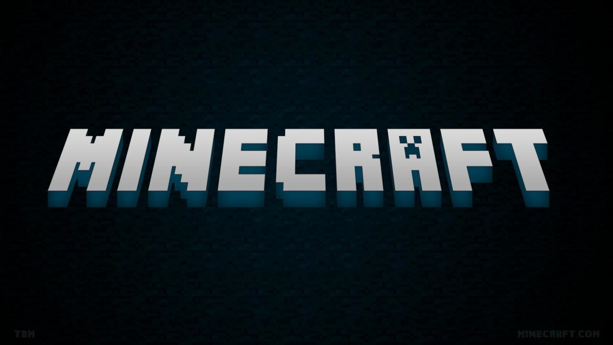 Minecraft HD Game Wallpaper Download Logo And Photo Cookies.
