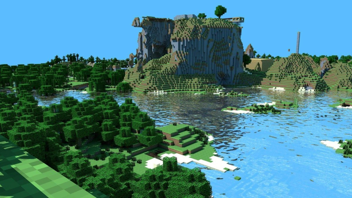 Minecraft Wallpapers | TanukinoSippo.