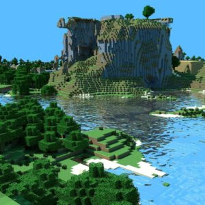 download Minecraft Wallpapers | TanukinoSippo.
