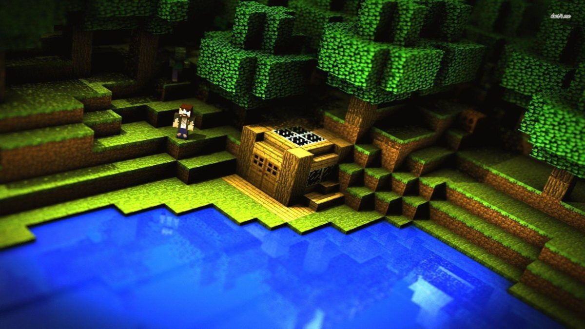 Minecraft HD Wallpaper 1920×1080 – Beraplan.com