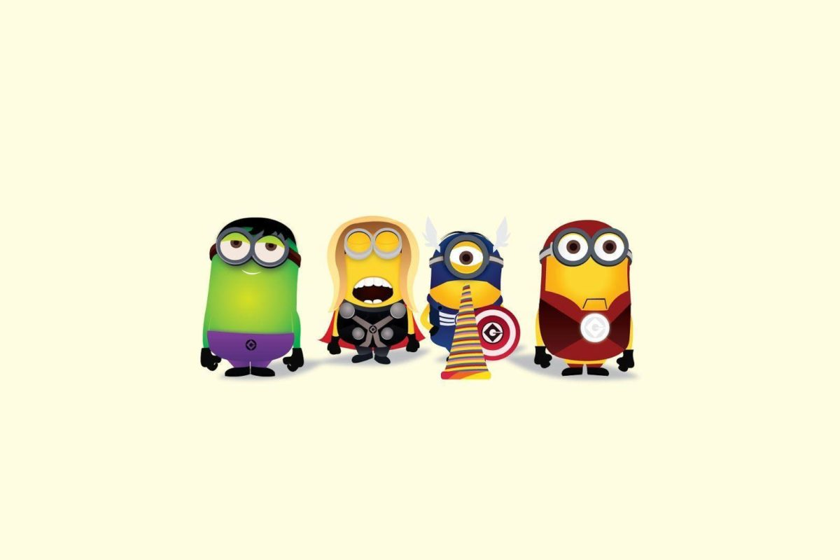 Marvel Minions – Avengers, X-men Minions Wallpapers – SlotsMarvel