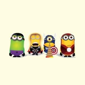 download Marvel Minions – Avengers, X-men Minions Wallpapers – SlotsMarvel