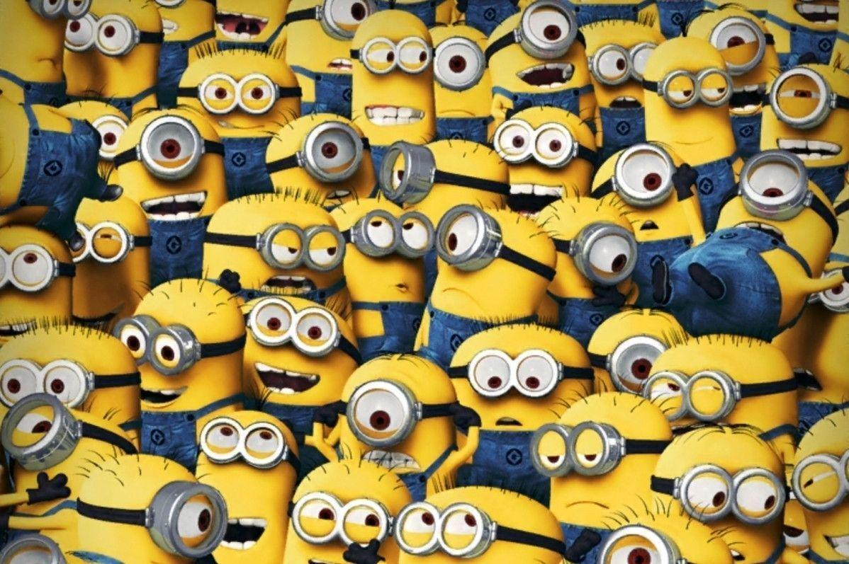 Despicable Me 2 Minions Wallpaper 13175 High Resolution | HD …