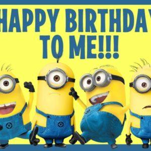 download Minions Happy Birthday | 3D