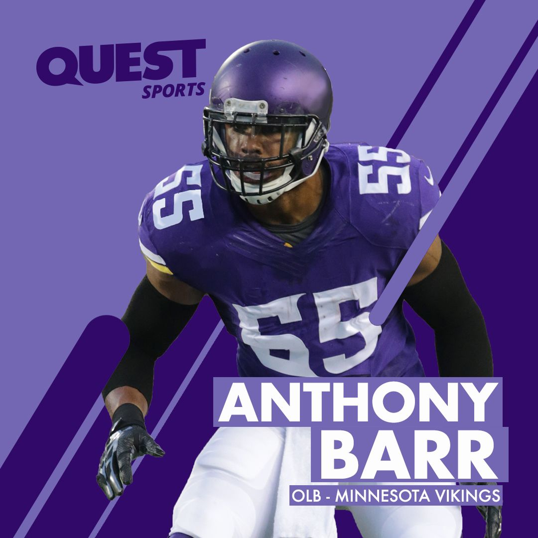 Anthony Barr – Minnesota Vikings, UCLA | The Bloq