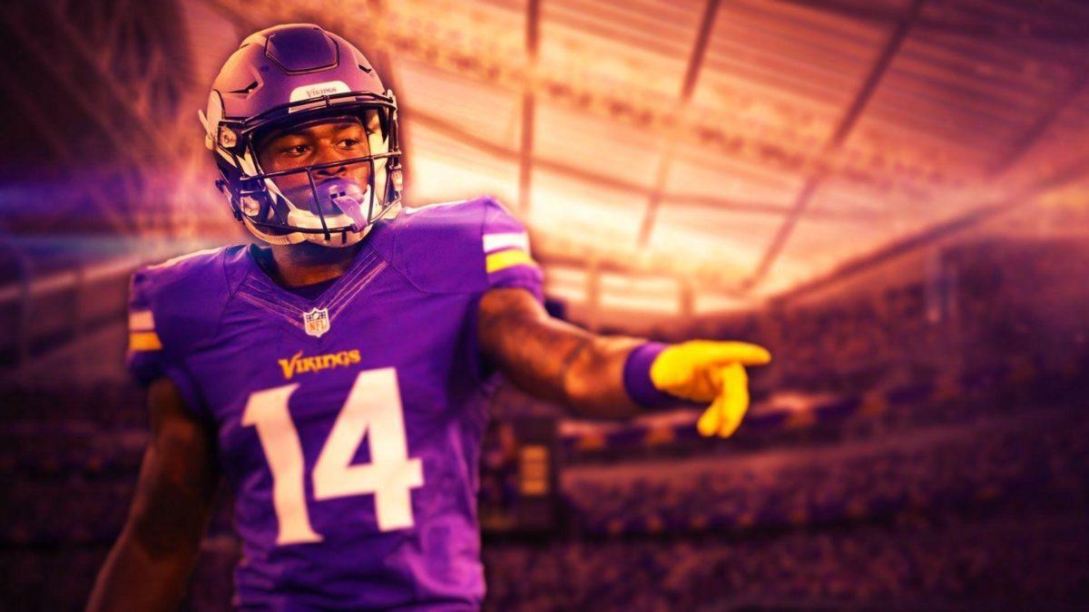 Stefon Diggs || Rookie || Minnesota Vikings Highlights – YouTube