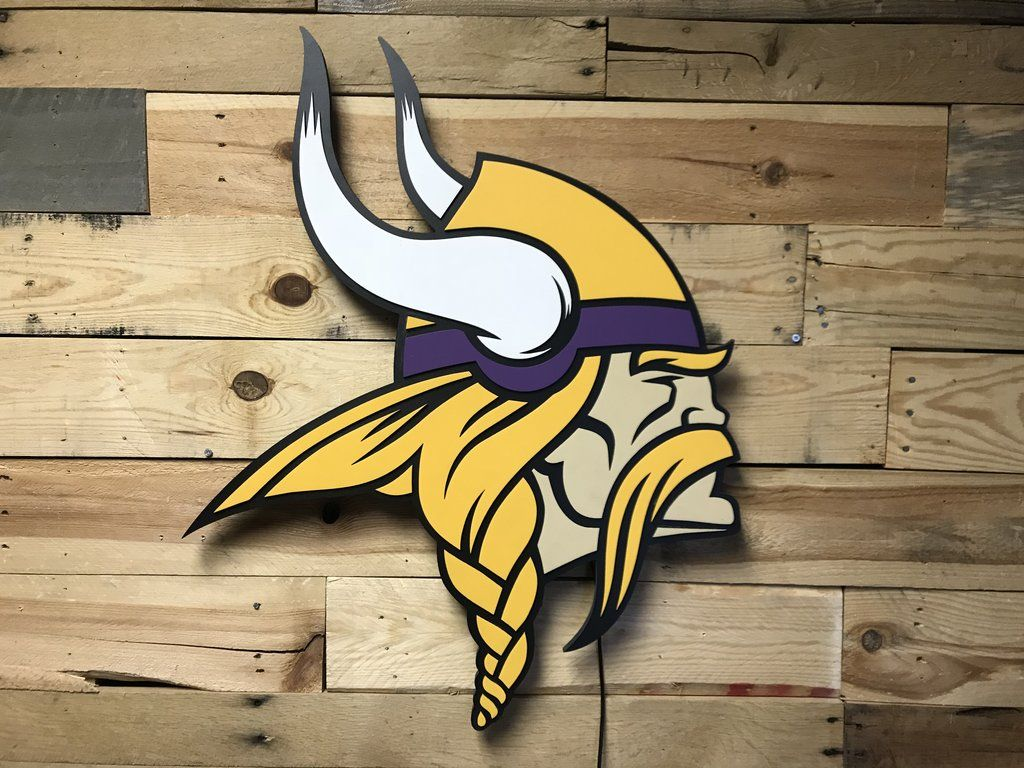 Minnesota Vikings LED Sign – Fanatic Signs