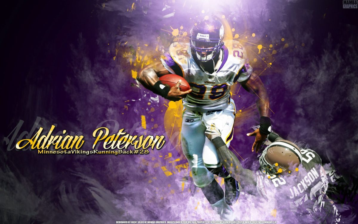 Minnesota Vikings Wallpapers 47+ – Page 2 of 3 – easylife-online.com