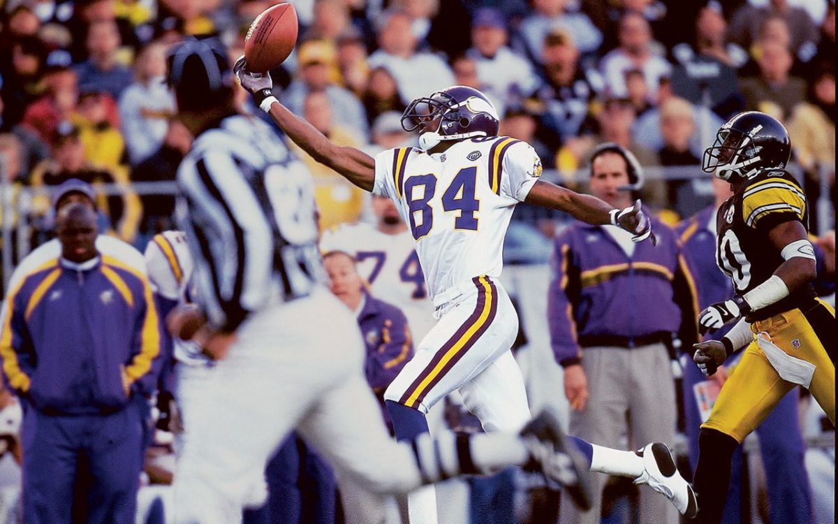 Minnesota Vikings' top five drafts of all-time • The Game Haus