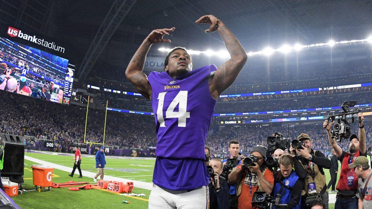 Case Keenum on game-winning TD: 'I can't believe it' – NFL.com