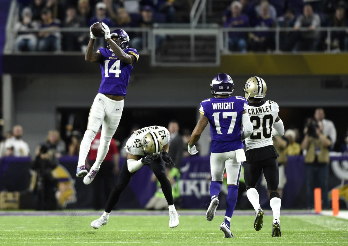 The Vikings' Minneapolis Miracle nominated for an award