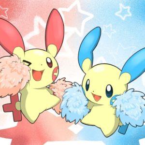 download Pokémon by Review: #311 – #312: Plusle & Minun