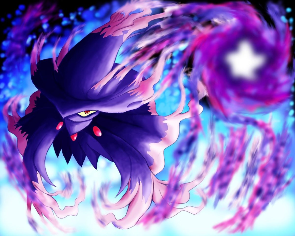 Mismagius – Pokémon – Zerochan Anime Image Board