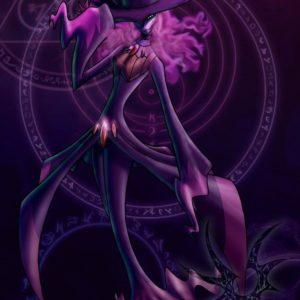 download Anthro Mismagius by Aniseth-LightWing on DeviantArt