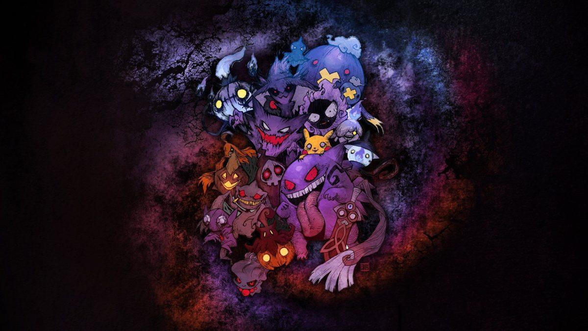 7 Misdreavus (Pokémon) HD Wallpapers | Background Images – Wallpaper …