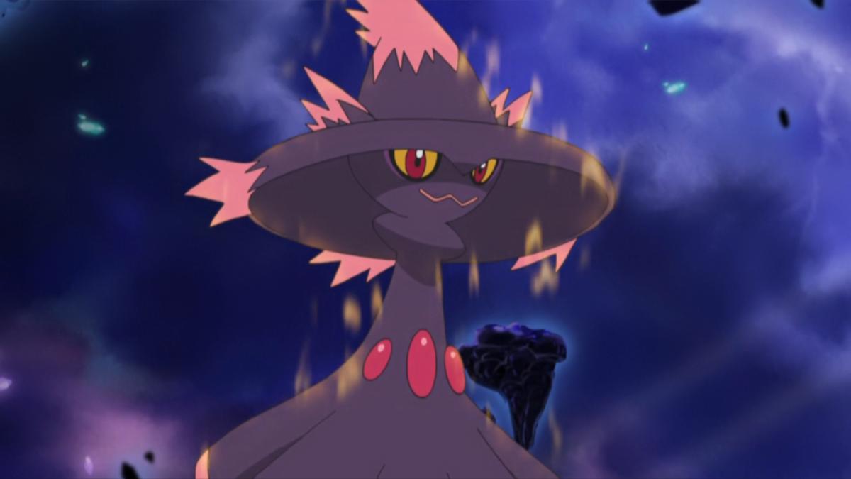 Lusamine's Mismagius (anime) | Pokémon Wiki | FANDOM powered by Wikia