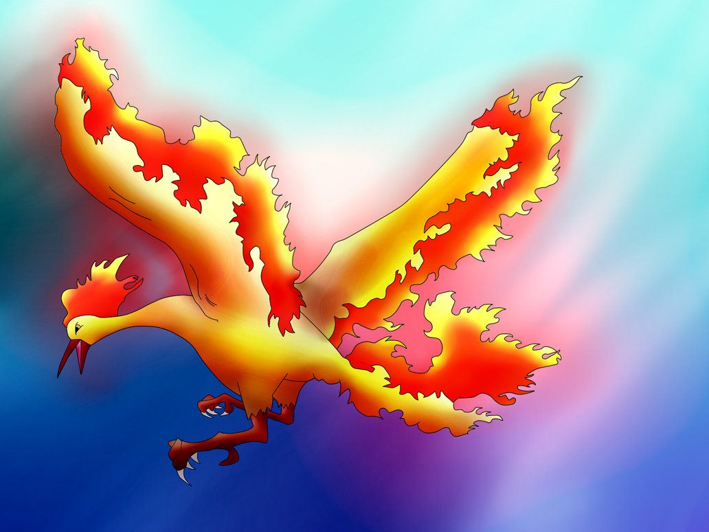 Download Moltres Pokemon Wallpapers Gallery