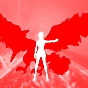 download Moltres and Valor Leader Candela HD Wallpaper by KryptixDesigns on …