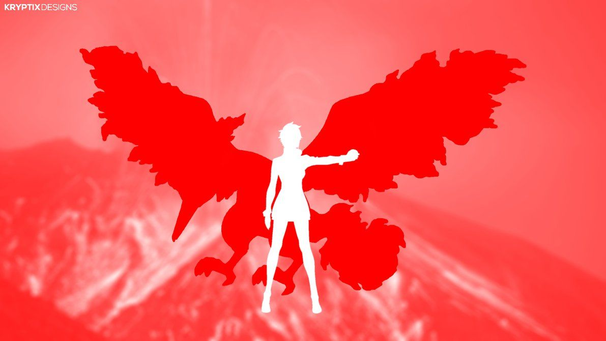 Moltres and Valor Leader Candela HD Wallpaper by KryptixDesigns on …