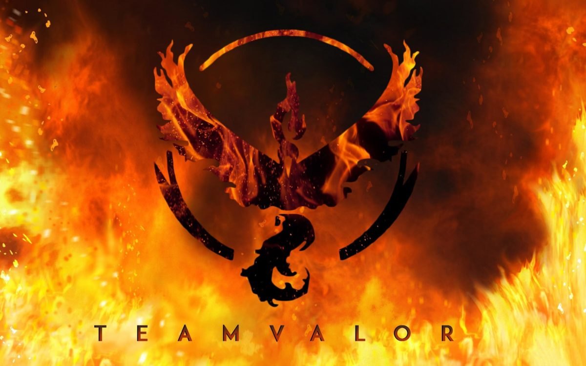 32 Team Valor HD Wallpapers | Background Images – Wallpaper Abyss