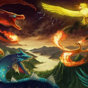 download Zapdos lightning articuno charizard moltres legendary birds …