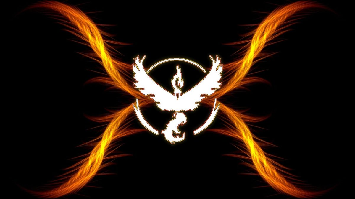 Wallpaper : black, illustration, fire, orange, dragon, Pokemon Go …