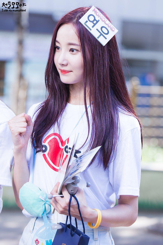 Yeonwoo – Momoland   K-Pop Main Rappers   Pinterest   Kpop, Kpop …