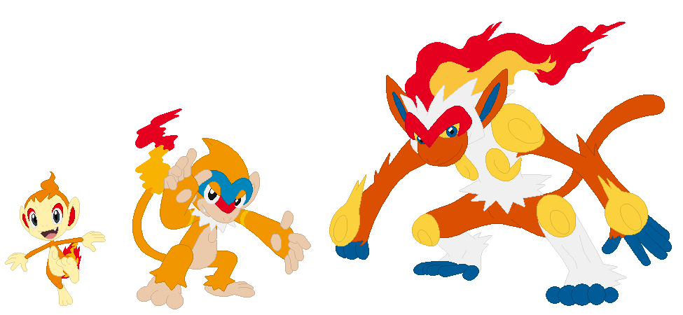 Chimchar, Monferno and Infernape Base by SelenaEde … – Chimchar, Monferno and Infernape Base by SelenaEde on DeviantArt – Monferno HD Wallpapers