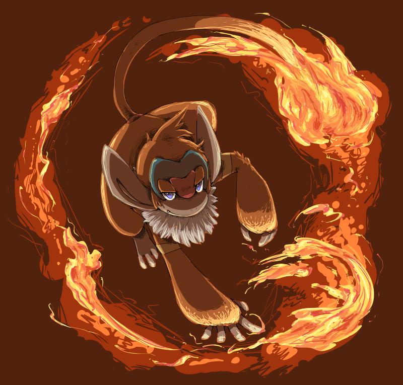 pokeddexy 07 fire – monferno by Peegeray … – pokeddexy 07 fire – monferno by Peegeray on DeviantArt – Monferno HD Wallpapers