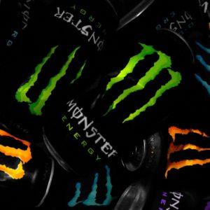 download Green Blue Orange Monster Energy Full HD Wallp #10219 Wallpaper …