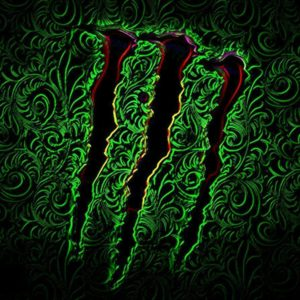 download Wallpapers For > Monster Energy Logo Wallpaper Green