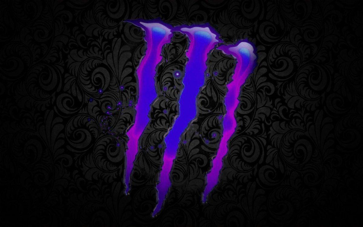 Purple Monster Energy Wallpaper – Viewing Gallery