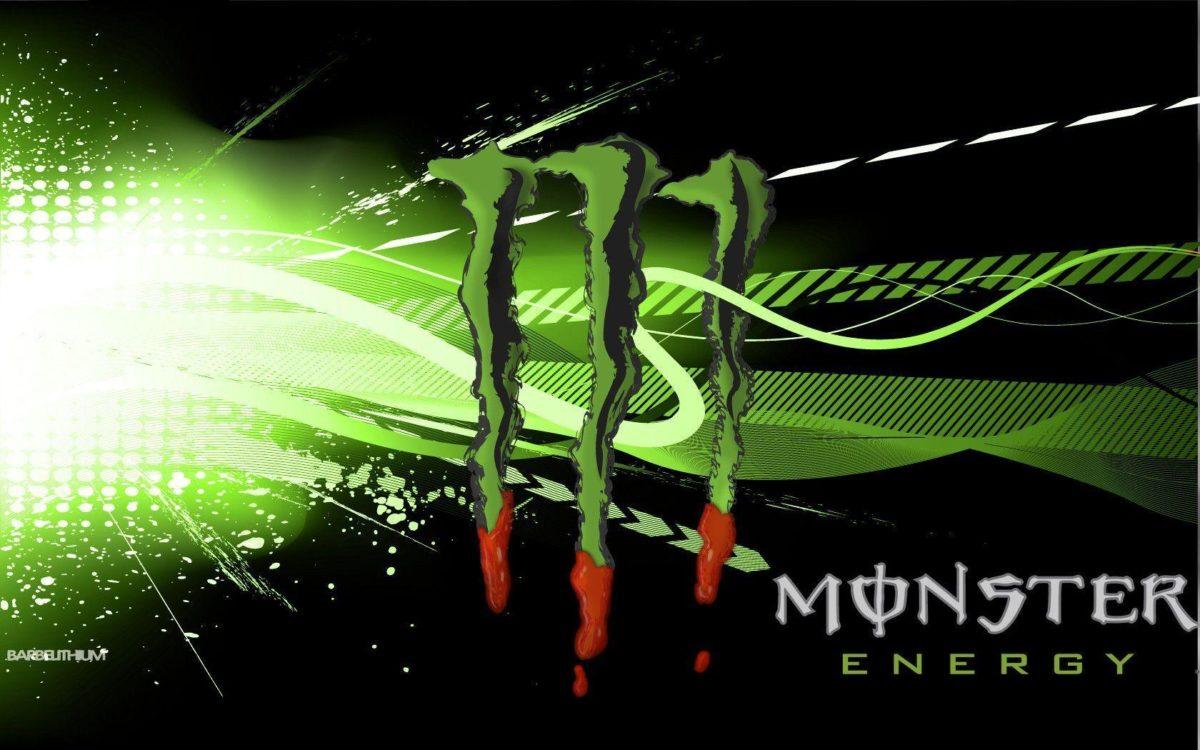 Green Monster Energy HD Wallpaper » Gallery Full HD Wallpaper …
