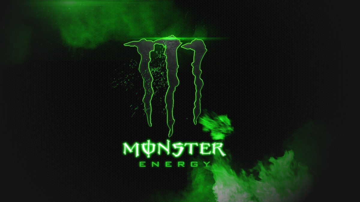 Monster Energy Black And Green HD Wallpaper Background Image …
