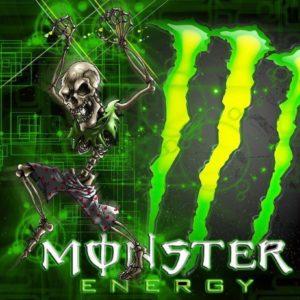 download Kawasaki Logo Monster Of Energy Wallpaper #10237 Wallpaper | WallGoo.