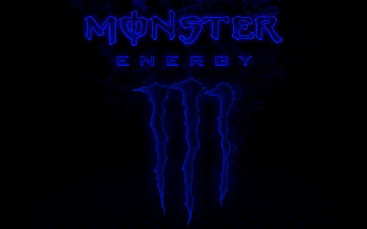 Blue Hd Monster Energy Wallpaper Download   Tattoo Drawing Pics