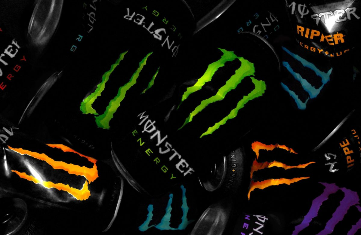 Many Monster Energy Tins Photo Picture HD Wallpaper Free   Monster …