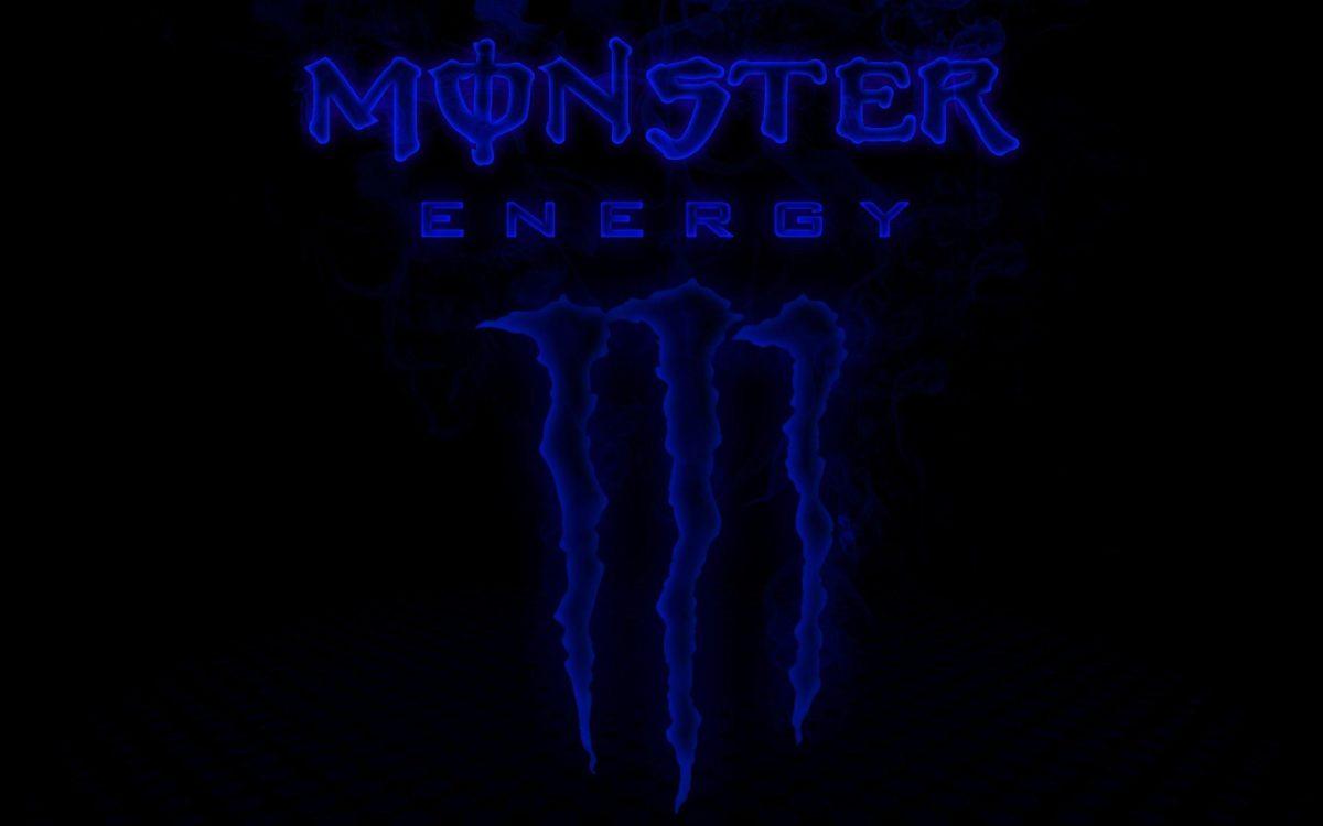 Blue Monster Energy Drink Wallpaper HD Resolution : Brands …
