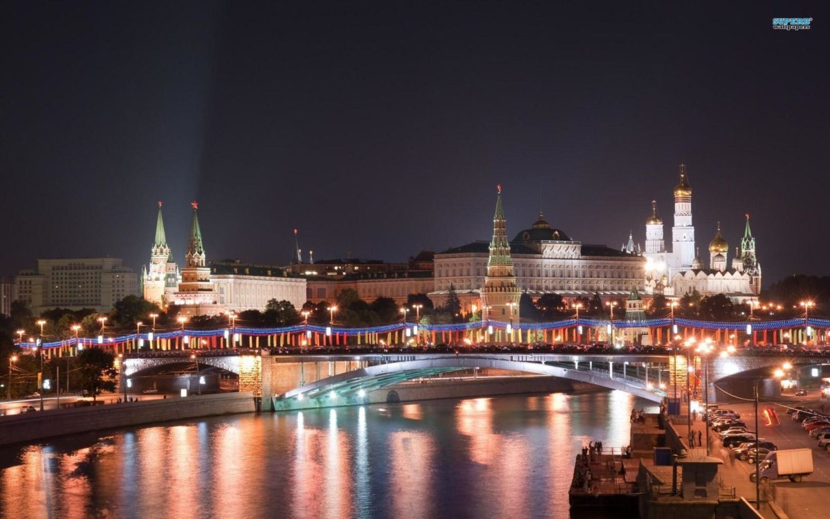 Moscow – wallpaper.